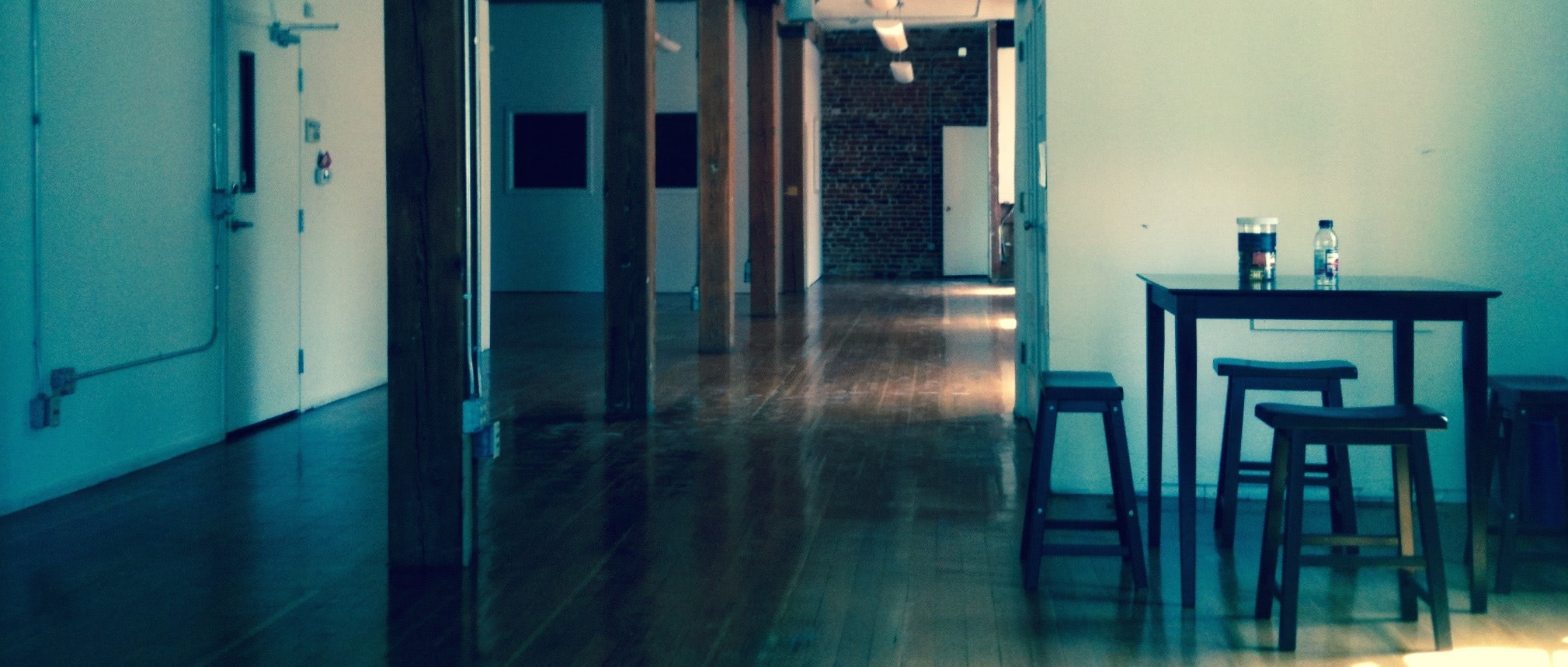GitHub's very first office
