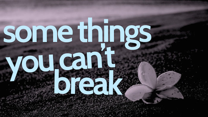 move fast and break nothing